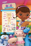 Doc Mcstuffins (Learn With) Poster
