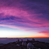 Evening Twilight Begins over La Silla Observatory Photographic Print by Babak Tafreshi