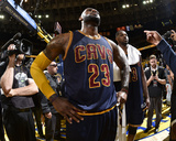 2015 NBA Finals - Game Two Photo by Andrew D Bernstein