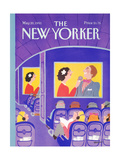 The New Yorker Cover - May 20, 1991 Regular Giclee Print by Barbara Westman