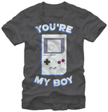 Nintendo- You're My Boy T-shirts