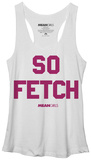 Juniors: Mean Girls- So Fetch Tank Top Tank Top