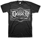 Damned- Chiswick SIngles T-shirts