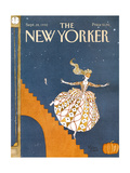 The New Yorker Cover - September 28, 1992 Regular Giclee Print by Victoria Roberts