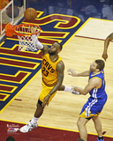 LeBron James Dunk in Game 3 of the NBA Finals Photo