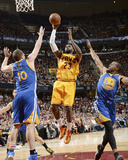 LeBron James Running Shot in Game 3 of the NBA Finals Photo