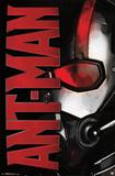 Ant-Man - Helmet Posters