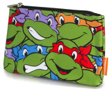 Teenage Mutant Ninja Turtles Faces Plastic Pencil Case Pencil Case