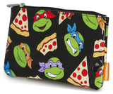 Teenage Mutant Ninja Turtles Faces & Pizza Plastic Pencil Case Pencil Case
