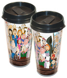 Family Guy Cast Travel Mug Mug