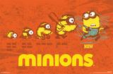 Minions - Evolution Poster