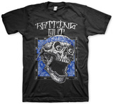Rotting Out- Skull Bandana T-Shirt