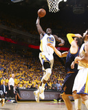 Draymond Green Dunking in Game 1 of the 2015 NBA Finals Photo