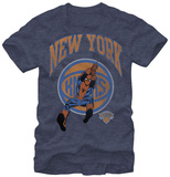 New York Knicks- Spiderman Shirt