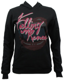 Juniors: Falling In Reverse- Lips Sparkle Logo Pullover Hoodie Pullover Hoodie