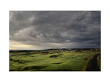 The Old Course Premium Giclee Print by Dom Furore