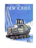 The New Yorker Cover - August 10, 1957 Premium Giclee Print by Peter Arno