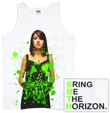 Bring Me the Horizon- Suicide Season Tank Top Camiseta sin mangas