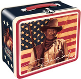 John Wayne Flag Lunch Box Lunch Box