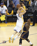 Klay Thompson 1 Jump Shot in Game 2 of the 2015 NBA Finals Photo