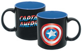 Marvel Captain America Iridescent Shield 20 Oz. Mug Mug