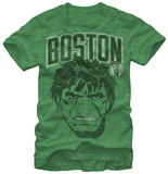 Boston Celtics- Hulk T-shirts