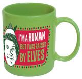 Elf - I'm a Human 11 Oz.Mug Mug