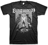 Ringworm- Snake Woman T-shirts