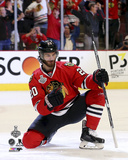 Brandon Saad Goal Celebration Game 3 of the 2015 Stanley Cup Finals Photo