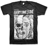 Every Time I Die- Screamer T-shirts