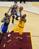 2015 NBA Finals - Game Four Photo by Garrett Ellwood