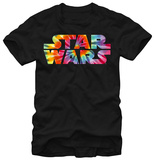 Star Wars- Tye Dye Logo Shirt