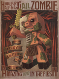 Minecraft - Zombie Pigman Poster