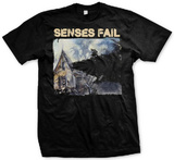 Senses Fail- From The Depths T-shirts
