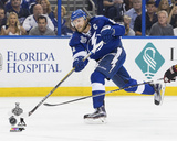 Steven Stamkos Shooting Puck in Game 2 of the 2015 Stanley Cup Finals Photo