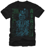 Star Wars- Inside R2 T-Shirt