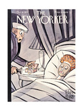 The New Yorker Cover - October 16, 1937 Giclee Print by Peter Arno