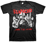 Rancid- Honor Is All We Know Cover Shirts