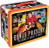Elvis Albums Lunch Box Lunch Box