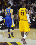 2015 NBA Finals - Game Four Photo by Noah Graham