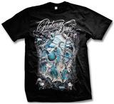 Parkway Drive- Kraken T-shirts