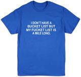 Non è mai troppo tardi T-Shirts