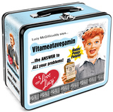 I Love Lucy Vitameata Lunch Box Lunch Box