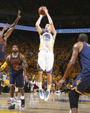 Klay Thompson 2 Jump Shot in Game 2 of the 2015 NBA Finals Photo
