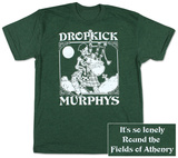 Dropkick Murphys- Vintage Skeleton Piper T-Shirt