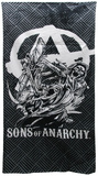 Sons of Anarchy - Reaper Beach Towel Beach Towel