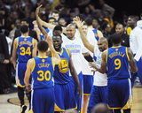 2015 NBA Finals - Game Four Photo by Noah Graham