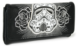 Star Wars Storm Trooper Sugar Skull Tri-Fold Wallet Wallet