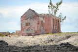 Old Abandoned House near in A Tropical Location Photographic Print by  ftlaudgirl