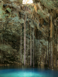 Cenote Xkenken Photographic Print by  shakzu